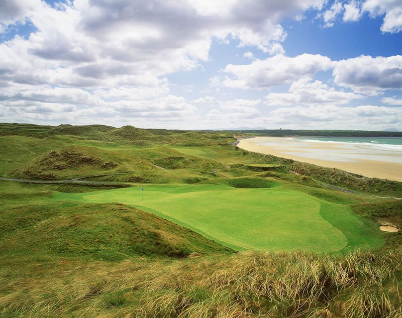 BALLYBUNION – OLD COURSE